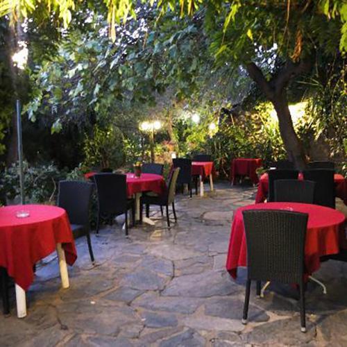 Restaurant Rhodas